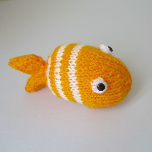 Makerist - Fishy Wishy - Knitting Showcase - 1