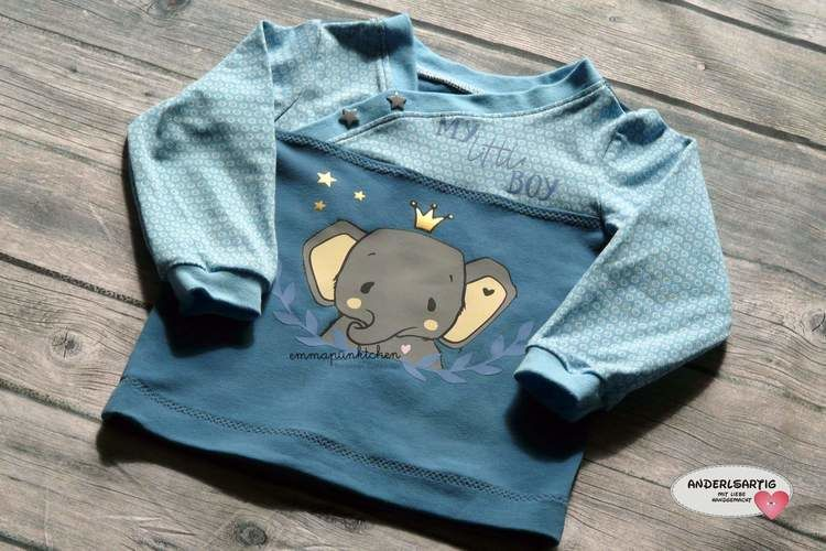 Makerist - My Little Boy von Emmapünktchen - Textilgestaltung - 1