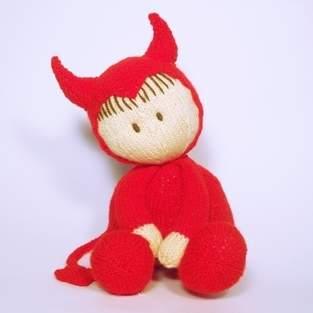 Makerist - Halloween Jo-Jo doll - 1