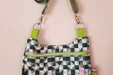 Makerist - Tasche #barbarella# aus SoftShell - 1