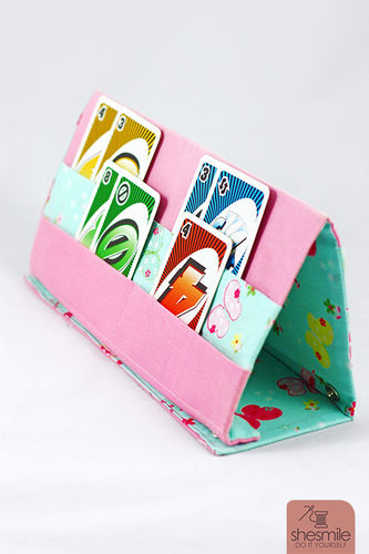 Makerist - Kartenhalter KiddiCard - Nähprojekte - 1