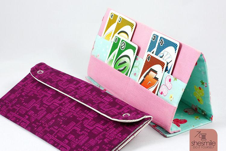 Makerist - Kartenhalter KiddiCard - Nähprojekte - 2