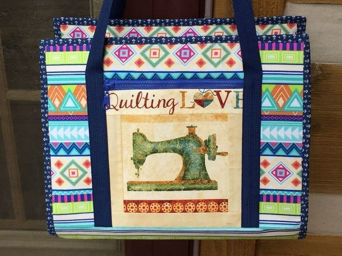 Makerist - Ultimate carry all bag for sewing and crafts - Sewing Showcase - 1