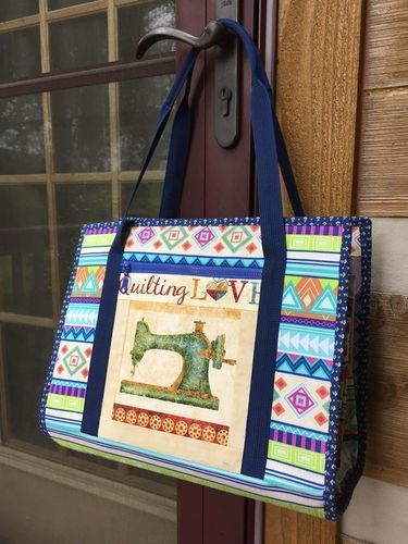 Makerist - Ultimate carry all bag for sewing and crafts - Sewing Showcase - 2
