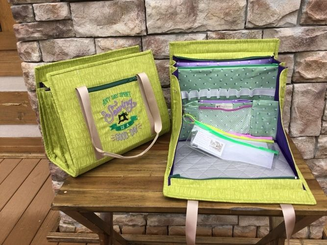 Makerist - Ultimate carry all bag for any kind of crafts - Sewing Showcase - 1