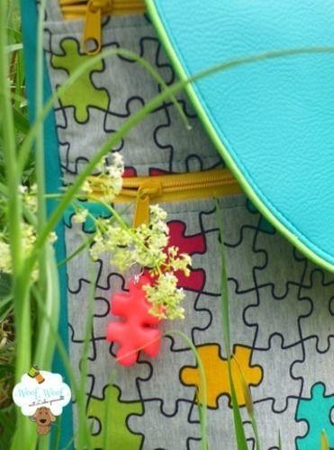 Makerist - Puzzle - HIKEBAG - Nähprojekte - 2