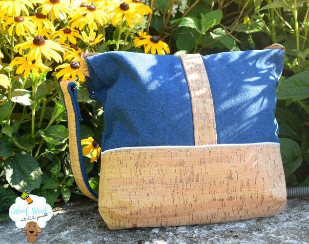 Makerist - Büddle Bag Marei 1/4 - Nähprojekte - 2