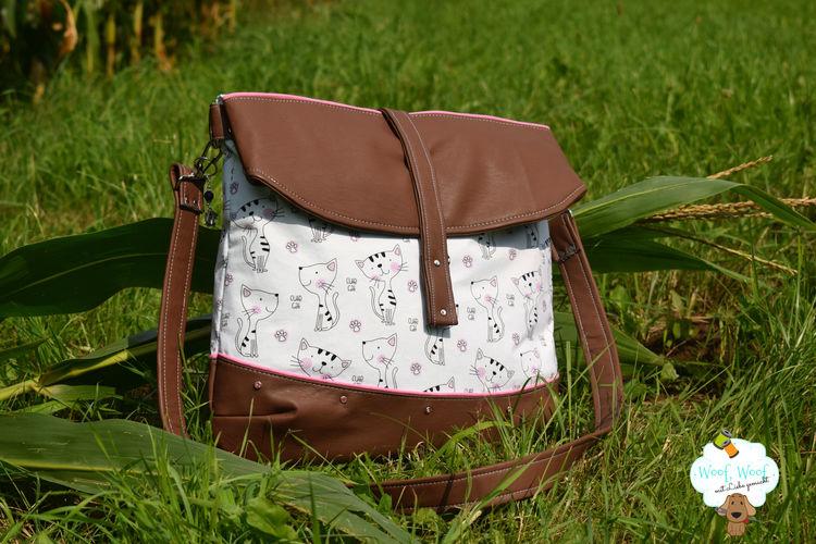 Makerist - Büddle Bag Marei 2/4 von UNIKATY - Nähprojekte - 1
