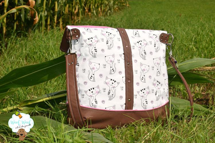 Makerist - Büddle Bag Marei 2/4 von UNIKATY - Nähprojekte - 2