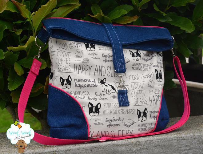 Makerist - Büddle Bag Marei 4/4 von UNIKATY - Nähprojekte - 1