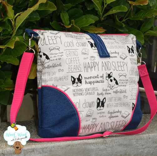 Makerist - Büddle Bag Marei 4/4 von UNIKATY - Nähprojekte - 2