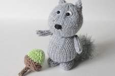 Makerist - Dinky Squirrel - 1