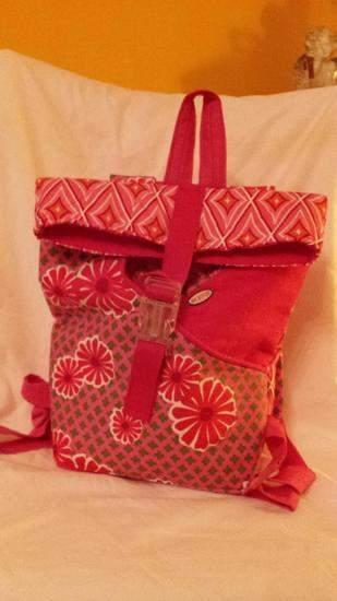Makerist - Layla's Kindergartentasche - 1