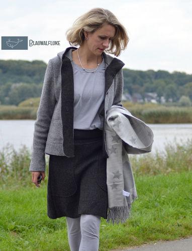 Makerist - Walkjacke Eliza von Freuleins - Nähprojekte - 2