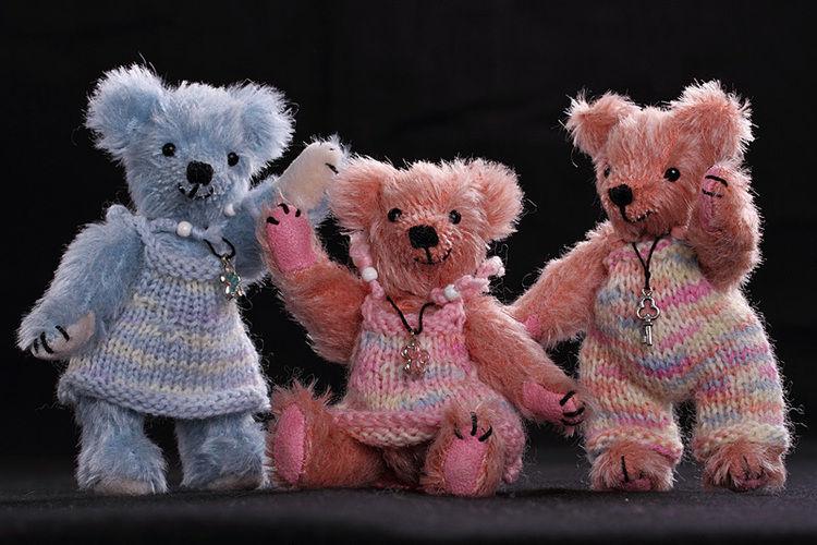 Makerist - Teddys - Nähprojekte - 1