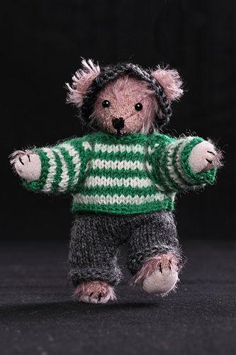 Makerist - Teddys - Nähprojekte - 2