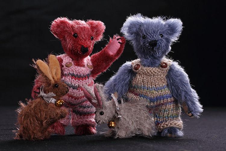 Makerist - Teddys - Nähprojekte - 3