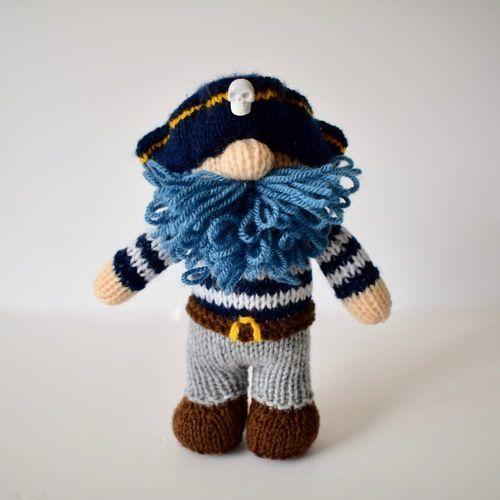 Makerist - Captain Bluebeard - Knitting Showcase - 1