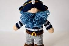 Makerist - Captain Bluebeard - 1