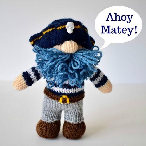Makerist - Captain Bluebeard - Knitting Showcase - 3