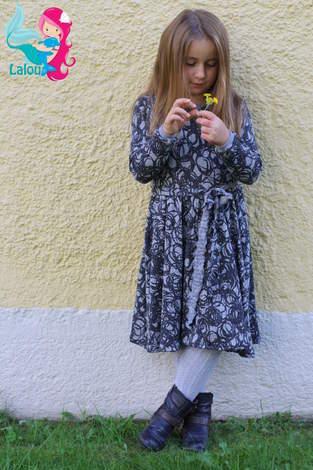 Makerist - AnniNanni Ballerina Kleid  - 1