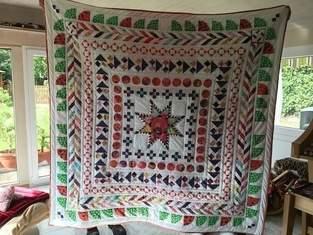 Makerist - Quilt Along - 1