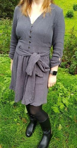 Makerist - Mein Irenes-Kleid - Nähprojekte - 2