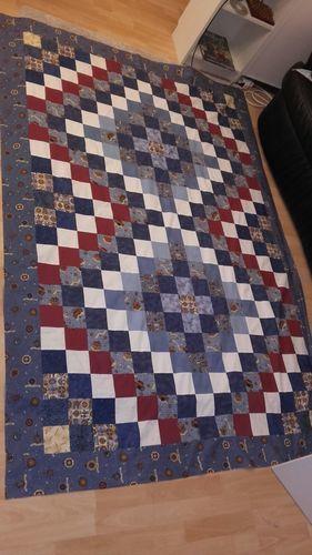 Makerist - 365 Tages Quilt - Patchwork-Projekte - 1