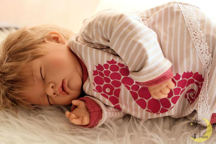 Makerist - Seepferdchen-Babyset - Nähprojekte - 2