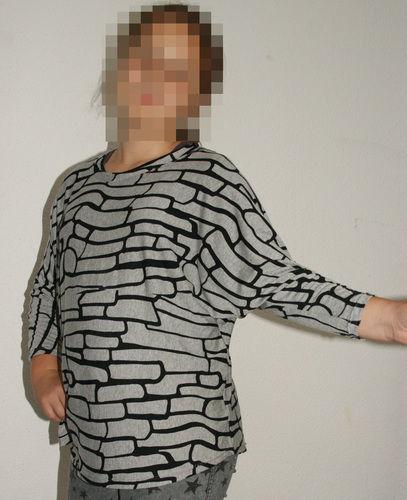 Makerist - BAT.shirt4Teens von Leni PePunkt - Nähprojekte - 2