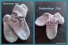 Makerist - Babysöckchen - 1
