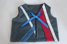 Makerist - gilet bébé - 1
