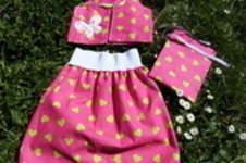 Makerist - ensemble fille ( 2 ans) - 1