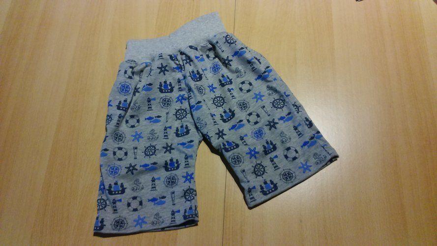 Makerist - Kurze Shorts - Nähprojekte - 1