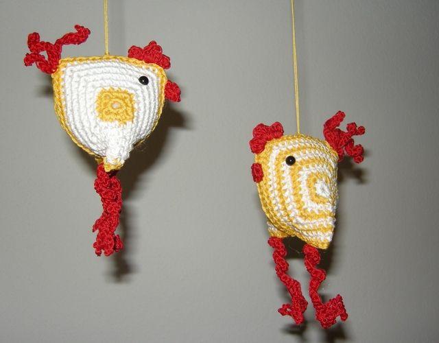 Makerist - Osterküken - Häkelprojekte - 1