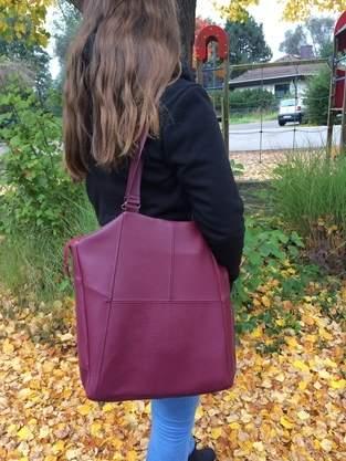 Tasche Lexa aus Kunstleder für die Tochter