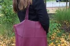 Makerist - Tasche Lexa aus Kunstleder für die Tochter - 1