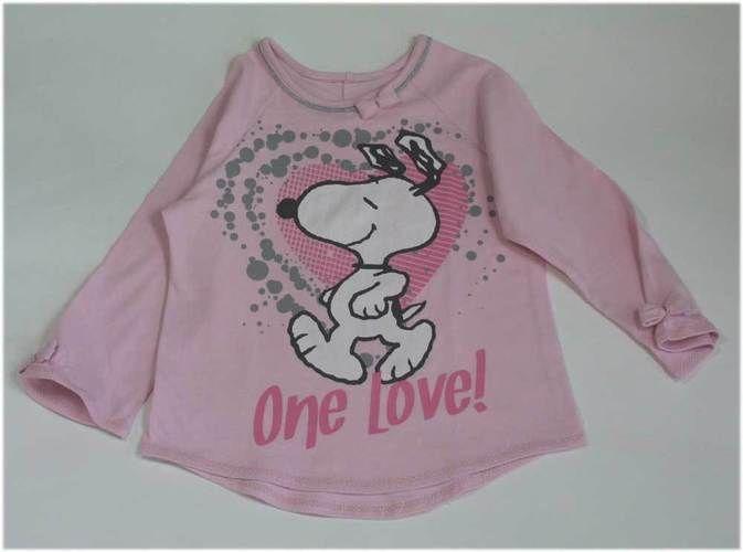 Makerist - Snoopy-Shirt Upcycling - Nähprojekte - 1