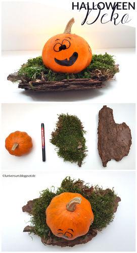Makerist - Halloween Deko aus dem Wald - DIY-Projekte - 1