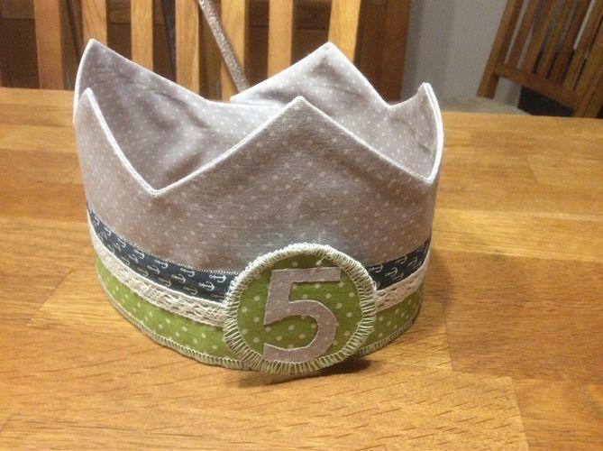 Makerist - Geburtstagskinder für meinen Enkel Piet.  - Nähprojekte - 1