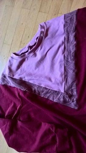 Makerist - Langarmshirt aus Sommersweat für meine Schwester - Nähprojekte - 2