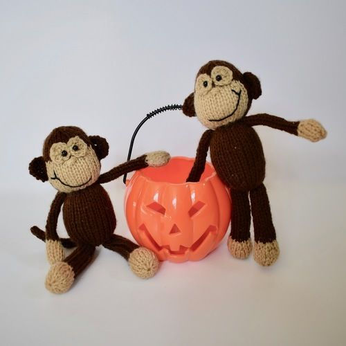 Makerist - Cheeky Monkeys - Knitting Showcase - 1