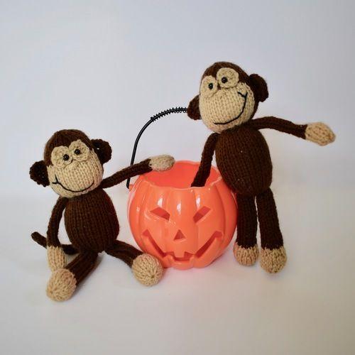 Makerist - Cheeky Monkeys - Knitting Showcase - 1