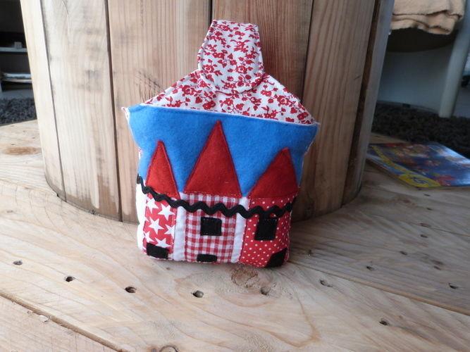 Makerist - petit panier pour chocolat - Créations de couture - 1
