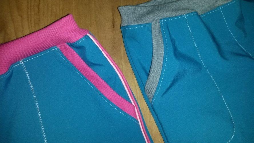 Makerist - 2 Softshellhosen für 5jährigen und 7jährige - Nähprojekte - 3