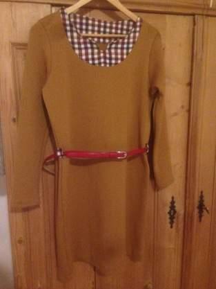 Makerist - Kleid / Valerie als Minikleid für Herbst und Winter! - 1