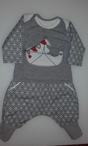 Makerist - Fip der Seemann - Textilgestaltung - 1