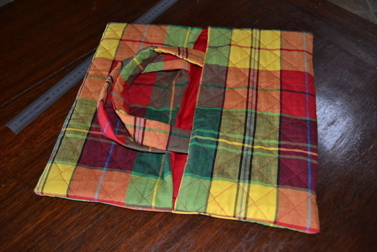 Makerist - Tuto du sac à tarte - Créations de couture - 1