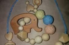 Makerist - Greifling Babyspielzeug Stillkette - 1