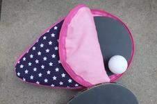 Makerist - Tischtennis Schlägerhülle - 1